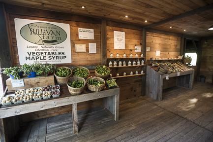 Sullivan Farm Stand